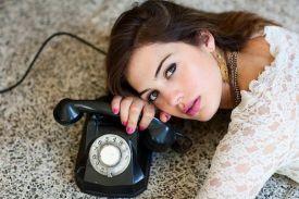 Бывшая девушка звонит